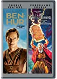 Ben Hur/ Ten Commandments DVD DBFE (Bilingual)