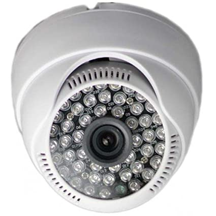 NPC 1.3MP 720P 24 LED Dome CCTV Camera