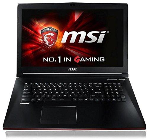 "MSI GP72 ""Leopard Pro"" 826UK 17.3-Inch FHD Gaming Notebook (Black) - (Intel i7 6700HQ, 8GB RAM, 128 GB SSD Plus 1 TB HDD, GeForce GTX 950M Graphics Card, Windows 10)"
