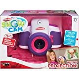 Playskool Showcam 2-in-1 Digital Camera and Projector- White