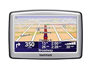 TomTom XL 330 4.3-Inch Portable GPS Navigator (Clam Shell Packaging)(Discontinued by Manufacturer)