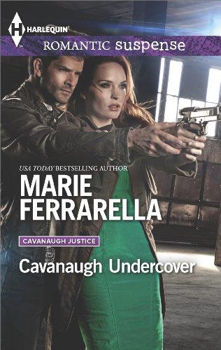 Image of Cavanaugh Undercover (Cavanaugh Justice Book 27)