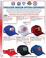 Anaconda Sports® Babe Ruth Headwear Team Package 1 (Call 1-800-327-0074 to order)
