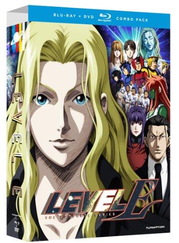レベルE (全13話収録)Blu-ray (北米版) (2012)