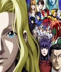 レベルE (全13話収録)Blu-ray (北米版)
