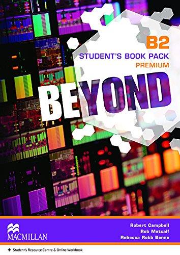 Beyond B2 Student's Book Premium Pack