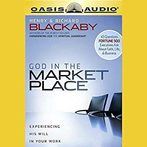 God in the Marketplace Audiobook