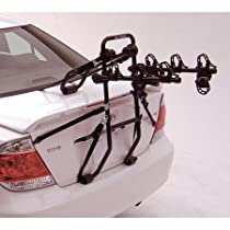 Hollywood Expedition Trunk Rack - 3-Bike