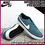 NIKE BRUIN SB PREMIUM SE Night Factor/White-Black(631041-310)