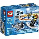LEGO City 60011 Surfer Rescue Toy Building Set