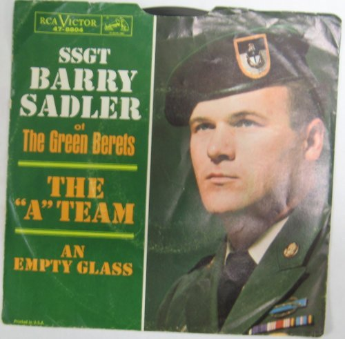 Ballad of the green berets/'A' Team ('Oldies but Goldies') / Vinyl single [Vinyl-Single 7'']