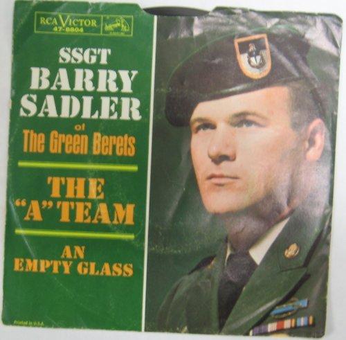 Ballad of the green berets/'A' Team ('Oldies but Goldies') / Vinyl single [Vinyl-Single 7'']