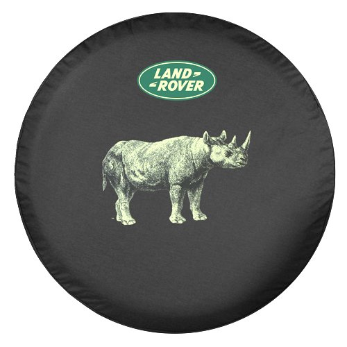 Land Rover Tire Cover - Rhino (Rhino Tire Cover compare prices)