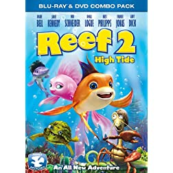Reef 2: High Tide BD Combo [Blu-ray]