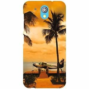 HTC Desire 526G Plus Back Cover - Private Designer Cases