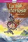 La isla misteriosa par Julio Verne