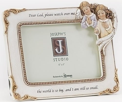 Roman Pack Of 2 Joseph's Studio Guardian Angel 4 X 6 Religious Picture Frames