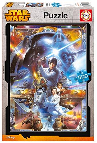 Educa-Star-Wars-500-pcs-Jigsaw-Puzzle-by-Trefl-16167