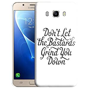 Theskinmantra Grind Studs Back cover for Samsung Galaxy J7 (2016 Edition)