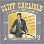CARLISLE,CLIFF - COUNTRY LEGACY 1930-...