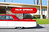 img - for Palm Springs( Mid-Century Modern Postcard Book)[POSTCARD BK-PALM SPRINGS][Novelty] book / textbook / text book