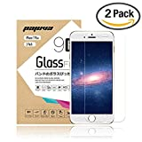 iPhone 7 Plus Screen Protector Tempered Glass, Pajuva 2.5D Rounded Egde 9H HD for Apple iPhone 7 Plus (2 Pack)