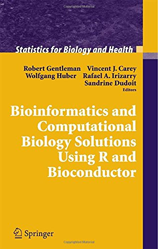 Bioinformatics and Computational Biology Solutions Using R and Bioconductor
