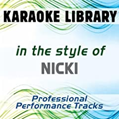 Servus, mach's guat (Karaoke Version No Backing Vocal) [In the Style of Nicki]