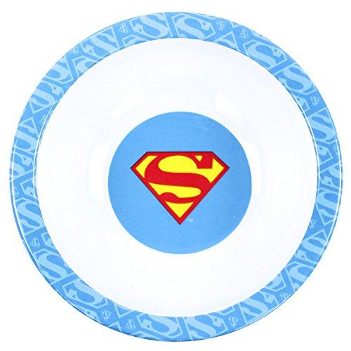 bumkins-dc-comics-melamine-bowl-superman