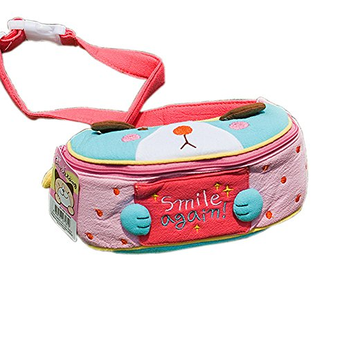 [Smile Puppy] Fanny Waist Pack (7.1*3.1*2.8)