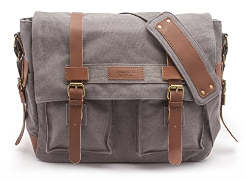 7d7447f512 Sweetbriar Classic Laptop Messenger Bag