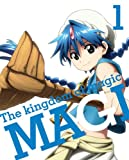 マギ The kingdom of magic 1【Blu-ray完全生産限定版】