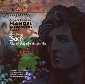 ALEXANDER'S FEAST BWV 1127,  ALLES MITT GOTT UND OHN' IHN