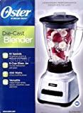 Brand New New Oster Smoothie Blender 10 Speed 6 Cup Glass Jar 450 Watt Kitchen Mixer IGN