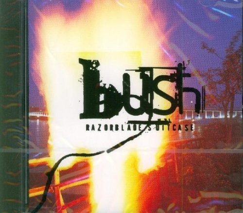 Razorblade Suitcase by Bush (2001-10-29)