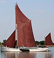 Sailing on a Thames Barge For Two - Ahoy there!