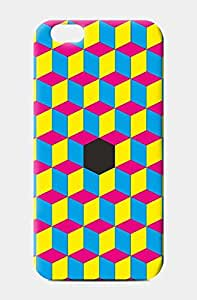Merchbay Back Cover for Apple iPhone 6s (Multicolor) [Electronics]
