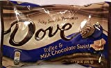 Dove Silky Smooth Promises Toffee & Milk Chocolate Swirl 7.94 Oz (Pack of 3)