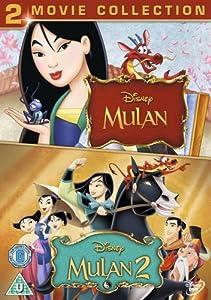 Mulan/Mulan 2 Double Pack [DVD] [1998]