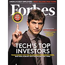 Forbes, April 19, 2016 Periodical by  Forbes Narrated by Daniel May
