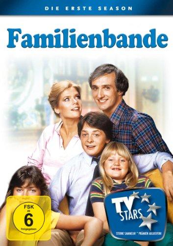 Familienbande - Die erste Season [4 DVDs]