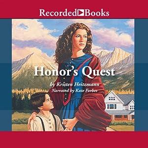 Honor's Quest Audiobook