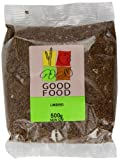 Mintons Good Food Pre-Packed Linseed Brown 500 g (Pack of 10)