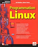 img - for Programmation Linux book / textbook / text book