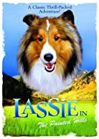 Lassie in the Painted Hills