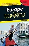 Europe For Dummies (Dummies Travel)