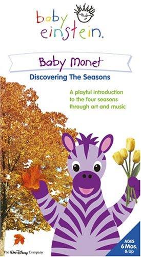 Baby Einstein - Baby Monet [VHS]