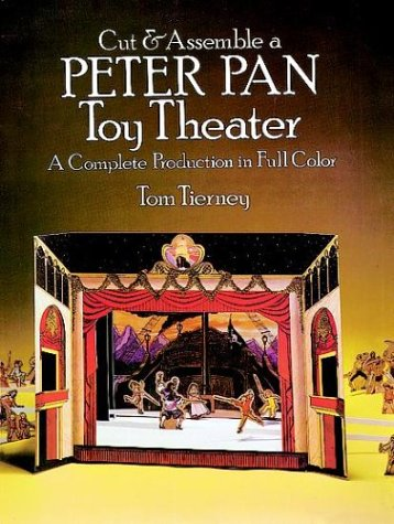 Image for Cut & Assemble a Peter Pan Toy Theater (Models & Toys)