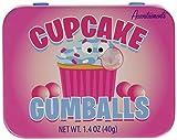 Cupcake Gumballs net wt. 1.4 oz