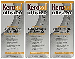 Kerasal ultra20 Extra Strength Moisturizer Foot Cream -2 oz